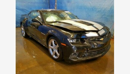 2014 Chevrolet Camaro SS Coupe for sale 101161777