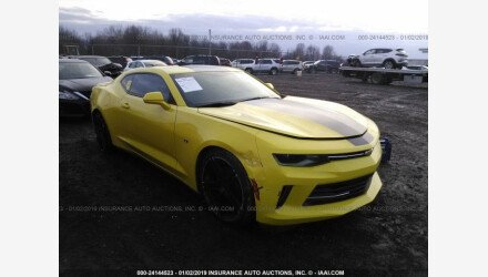 2017 Chevrolet Camaro LT Coupe for sale 101161956