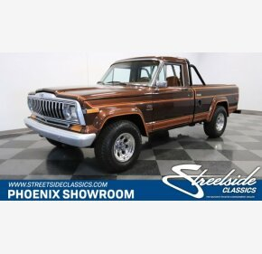 1984 Jeep Pickup for sale 101162147