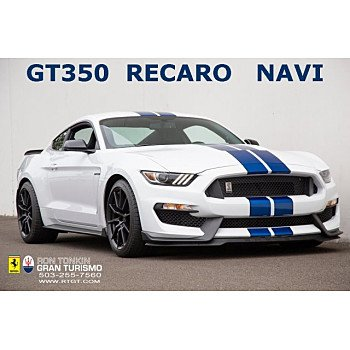 2017 Ford Mustang Shelby GT350 Coupe for sale 101162151