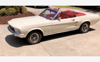 1967 Ford Mustang Convertible for sale 101162196