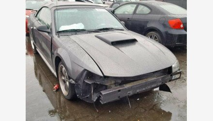 2004 Ford Mustang GT Convertible for sale 101162285