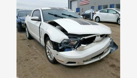 2012 Ford Mustang Coupe for sale 101162307