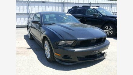2012 Ford Mustang Coupe for sale 101162308
