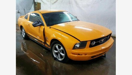2007 Ford Mustang Coupe for sale 101162318