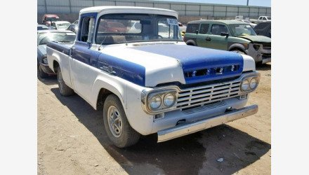 1959 Ford F100 for sale 101162349