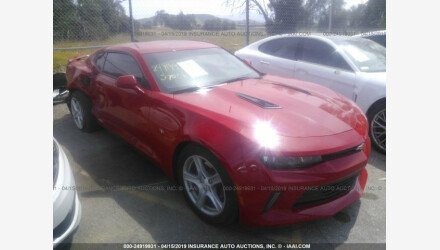 2017 Chevrolet Camaro LT Coupe for sale 101162423