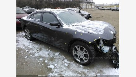 2016 Dodge Charger SXT AWD for sale 101162455