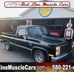 1987 Chevrolet C/K Truck 2WD Regular Cab 1500 for sale 101162536