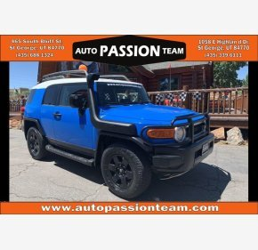 2007 Toyota FJ Cruiser 4WD for sale 101162591