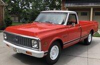 1972 Chevrolet C/K Truck for sale 101162611