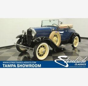 1931 Ford Model A for sale 101162618