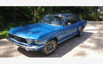 1967 Ford Mustang Coupe for sale 101162646