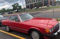 1987 Mercedes-Benz 560SL for sale 101162658