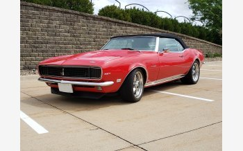 1968 Chevrolet Camaro RS Convertible for sale 101162674