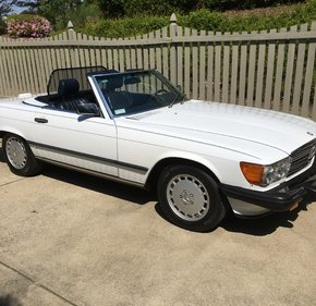 1989 Mercedes-Benz 560SL for sale 101162683