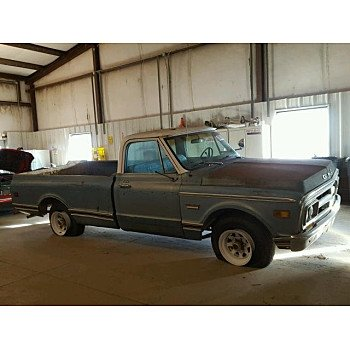 1969 GMC Pickup for sale 101162716