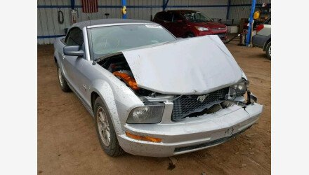2009 Ford Mustang Convertible for sale 101162750