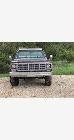 1978 Chevrolet C/K Truck Silverado for sale 101162882