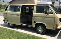 1982 Volkswagen Vanagon Camper for sale 101162913