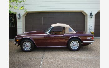 1974 Triumph TR6 for sale 101162931