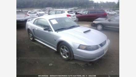 2004 Ford Mustang Coupe for sale 101163002