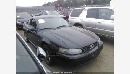2003 Ford Mustang Coupe for sale 101163018