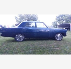 1967 Chevrolet Nova for sale 101163036