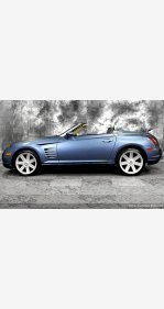 2006 Chrysler Crossfire Limited Convertible for sale 101163073