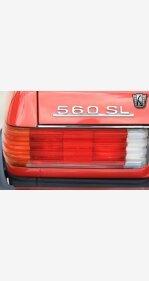 1988 Mercedes-Benz 560SL for sale 101163196