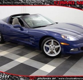 2006 Chevrolet Corvette Coupe for sale 101163235