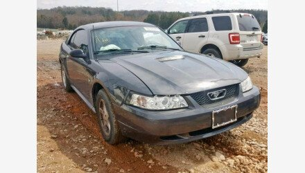2002 Ford Mustang Coupe for sale 101163516