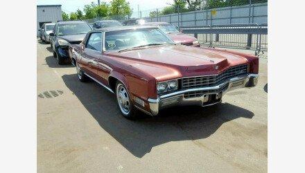 1967 Cadillac Eldorado for sale 101163528
