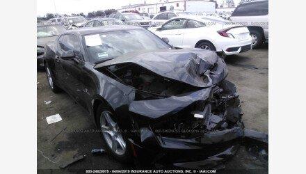 2018 Chevrolet Camaro for sale 101163652