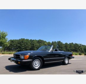 1983 Mercedes-Benz 380SL for sale 101163807