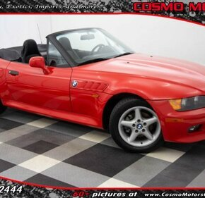 1997 BMW Z3 2.8 Roadster for sale 101163901