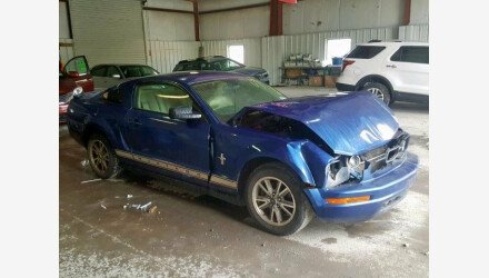 2007 Ford Mustang Coupe for sale 101164086