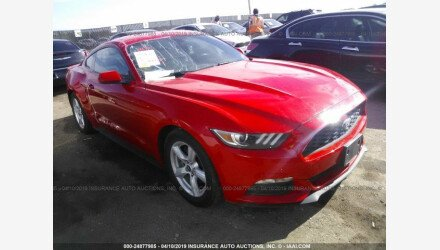 2016 Ford Mustang Coupe for sale 101164303