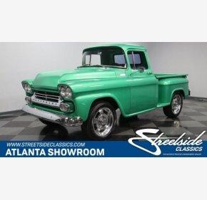 1959 Chevrolet Apache for sale 101164626