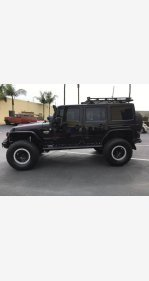 2012 Jeep Wrangler 4WD Unlimited Rubicon for sale 101164773