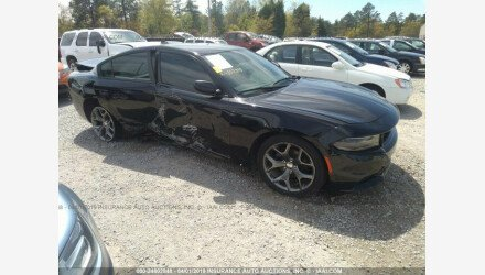 2016 Dodge Charger SXT for sale 101165106