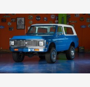 1971 Chevrolet Blazer for sale 101165251