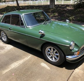 1971 MG MGB for sale 101165506
