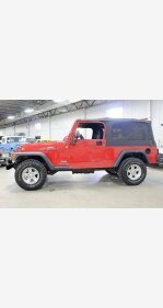 2006 Jeep Wrangler 4WD Unlimited for sale 101165969