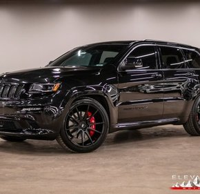 2015 Jeep Grand Cherokee 4WD SRT8 for sale 101166167