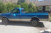 1972 Chevrolet C/K Truck Custom Deluxe for sale 101166198