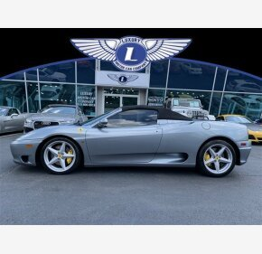 2002 Ferrari 360 Spider for sale 101166216