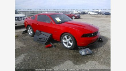 2012 Ford Mustang GT Coupe for sale 101166430