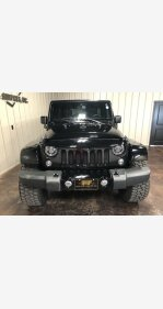 2016 Jeep Wrangler 4WD Unlimited Sahara for sale 101166658