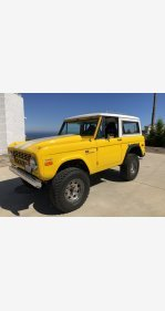 1971 Ford Bronco for sale 101166739